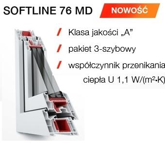 Veka Softline 76